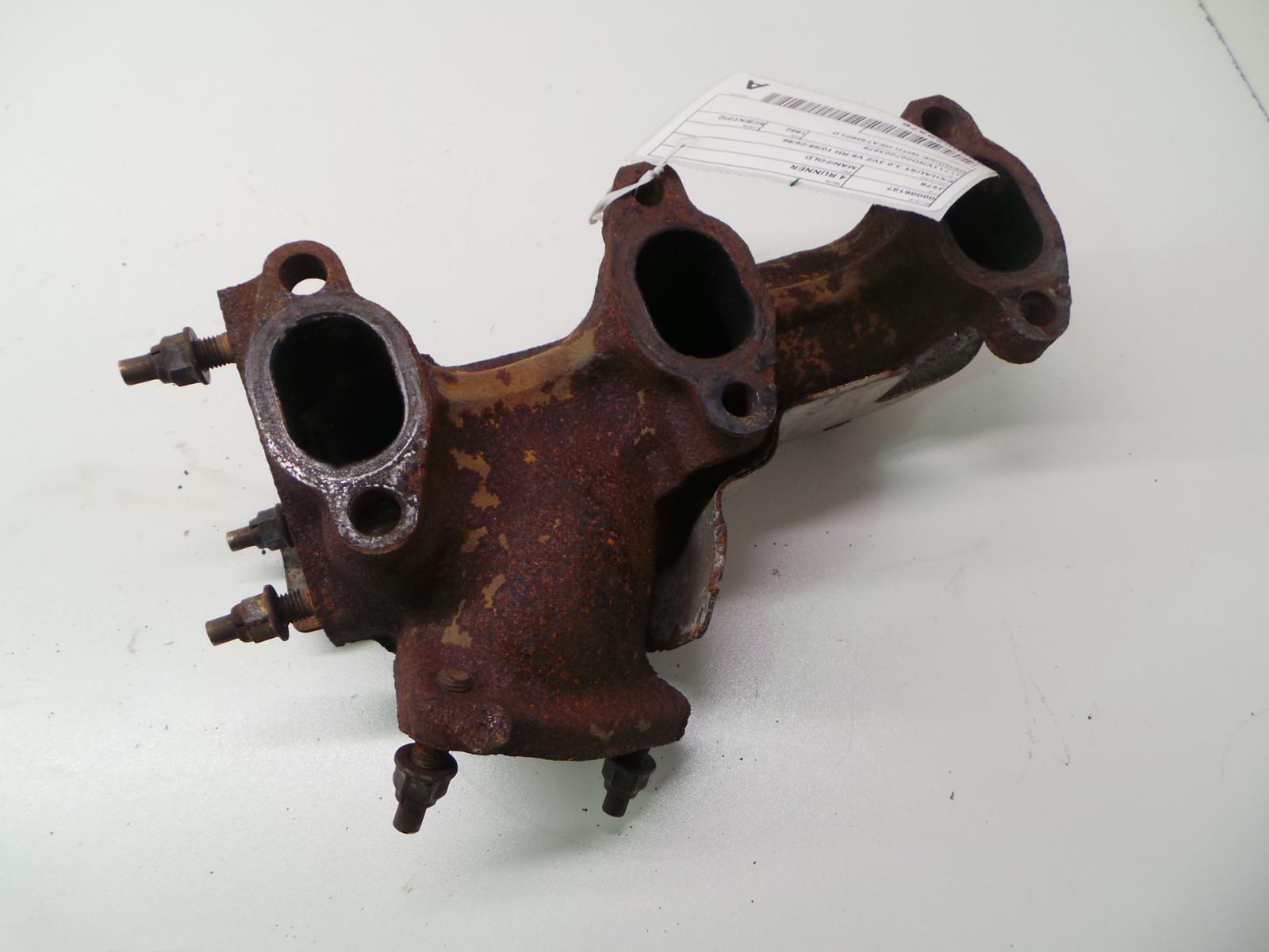 TOYOTA-4-RUNNER-MANIFOLD-EXHAUST-3-0-3VZ-V6-RIGHT-SIDE-ONLY-10-89-06-96